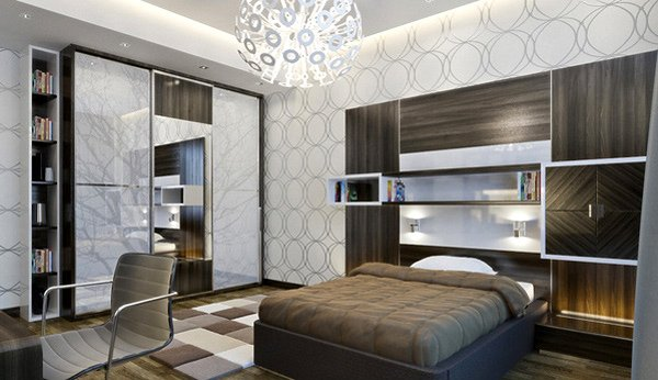 20 Teenage Boys Bedroom Designs | Home Design Lover on Teenage Boy Room  id=49780