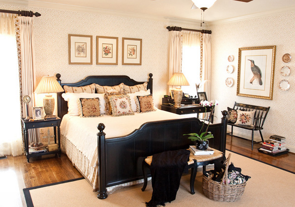 15 Pretty Country Inspired Bedroom Ideas