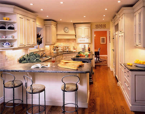 Simple White Kitchen Designs