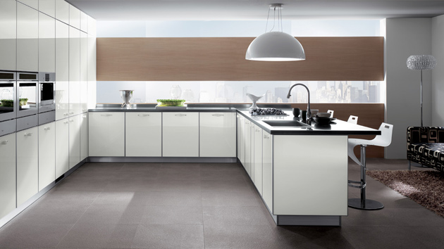 15 Simple And Minimalist Kitchen Space Designs