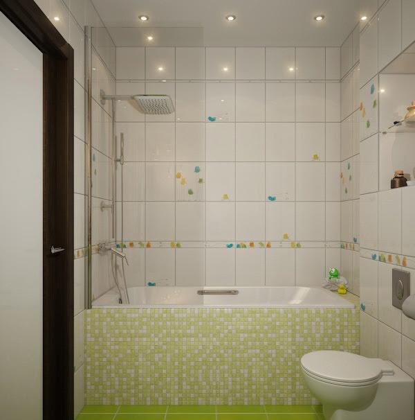 16 unique mosaic tiled bathrooms home