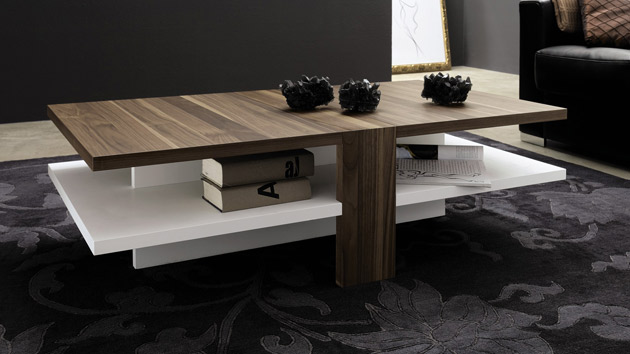 15 modern center tables made from wood
