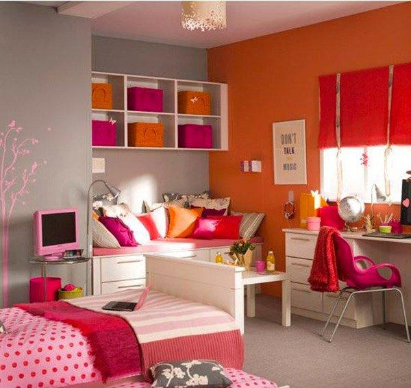 15 Funky Retro Bedroom Designs | Home Design Lover on Bedroom Models  id=26260