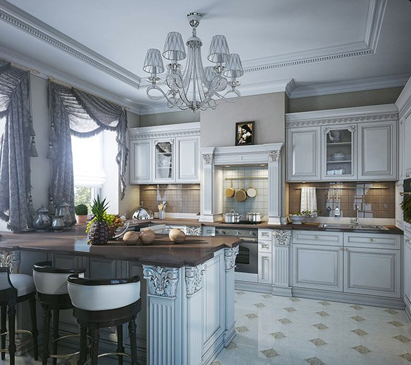 15 lovely kitchen curtain ideas home