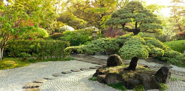 Tips in Creating a Zen Garden | Home Design Lover on Zen Garden Backyard Ideas id=70291