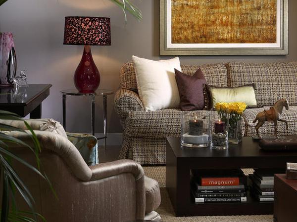 15 Enchanting Color Schemes For Living Rooms Home Design