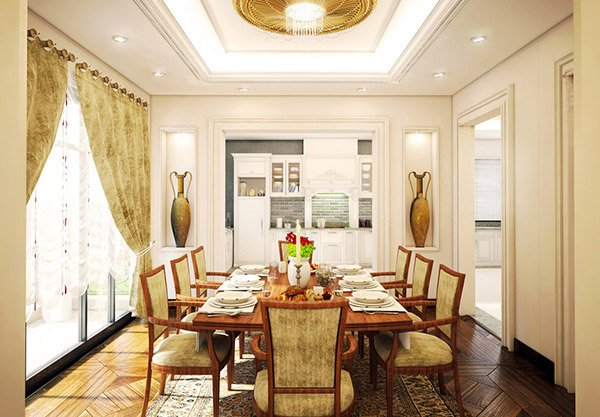 15 gorgeous dining room curtains home