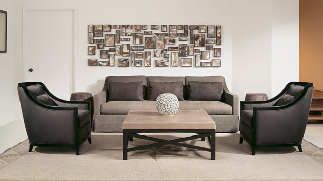15 Living Room Wall Decor for Added Interior Beauty   Home ... on Wall Decor For Living Room  id=98404
