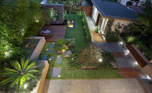 landscaping garden design ideas 15 Modern and Contemporary Courtyard Gardens in the City