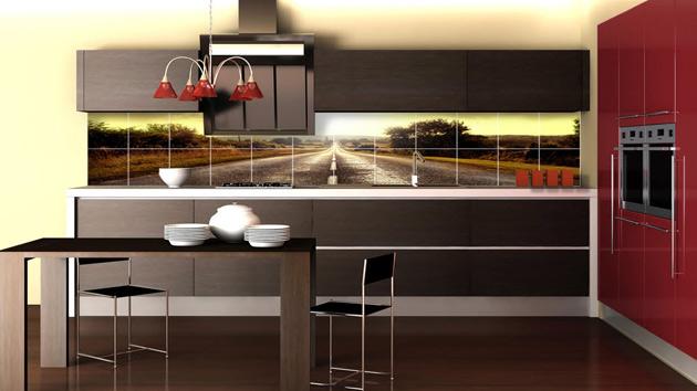 15 Unique Kitchen Tile Designs Home Design Lover