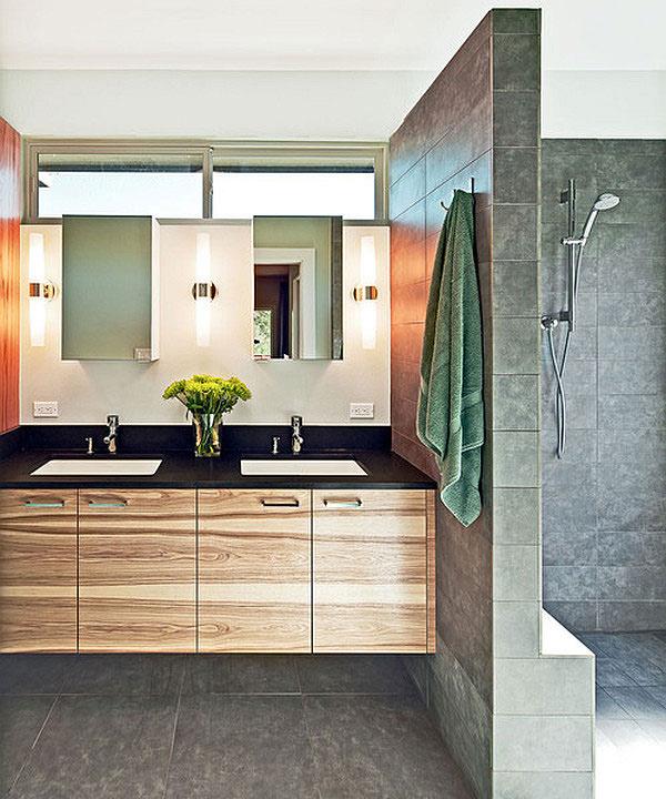 15 dazzling bathroom lighting ideas