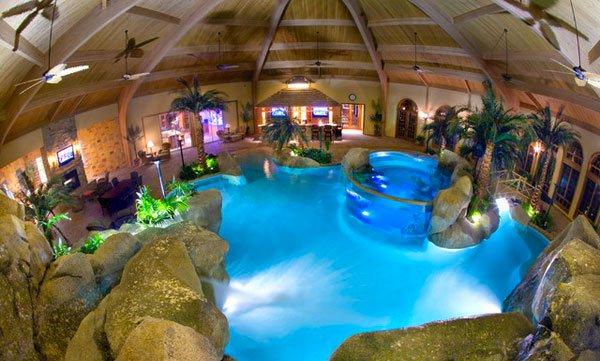 20 Amazing Indoor Swimming Pools