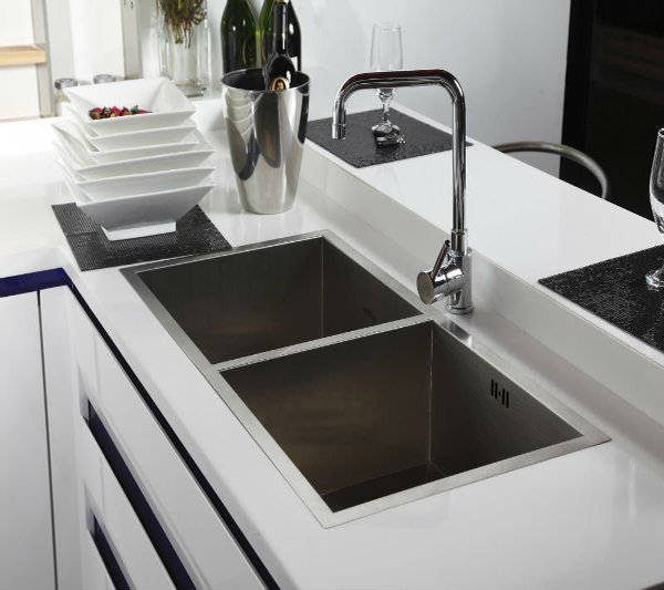 15 Functional Double Basin Kitchen Sink | Home Design Lover