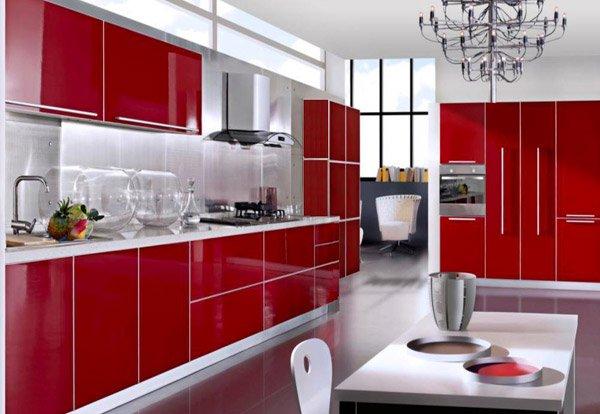 Modern Kitchen Design Aga