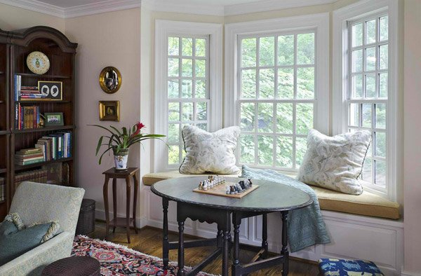 15 Bay Window Ideas For Inspiration Home Design Lover