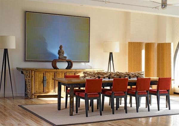 15 Asian Inspired Dining Room Ideas