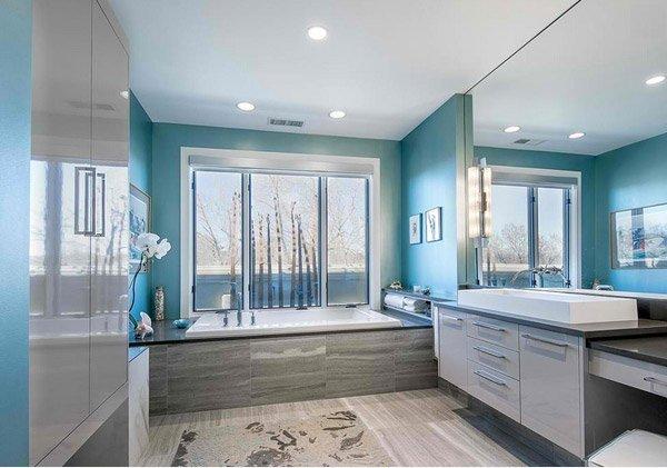 15 Turquoise Interior Bathroom Design Ideas Home Design Lover