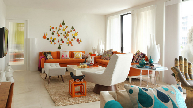 15 Trendy Living Room Colors You Can Choose From | Home ... on Trendy Room  id=21886