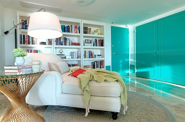 15 Scrumptious Turquoise Living Room Ideas Home Design Lover