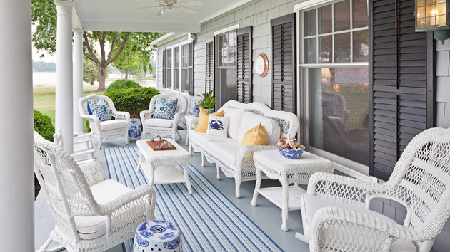 Get The Classic Charm Of 15 White Wicker Furniture Home