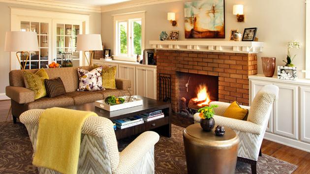 15 Warm Craftsman Living Room Designs Home Design Lover