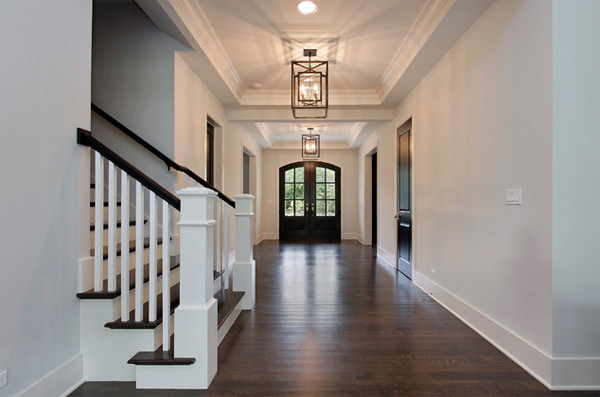 16 ways to light your home s foyer