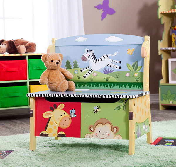 15 Toy Storage Bench For Kids Home Design Lover
