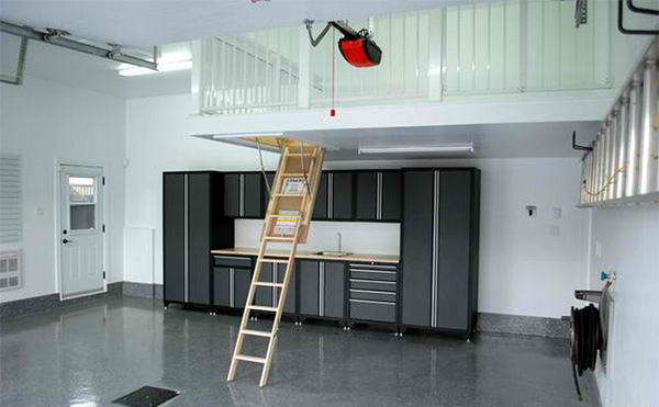 15 Ideas to Organize Your Garage | Home Design Lover on Garage Decorating Ideas  id=65062