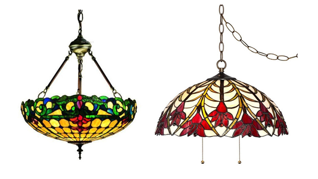 15 Unique Design Of Stained Glass Chandelier Home Design