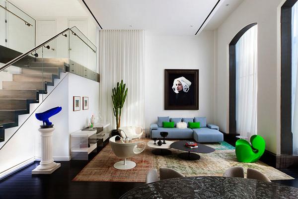 15 Spectacular Trendy Living Room Designs | Home Design Lover on Trendy Room  id=44418