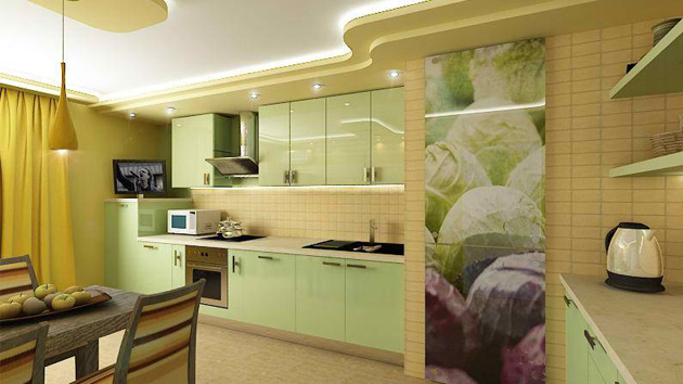 15 pastel green kitchens for a lighter look home design on kitchen design ideas photos and videos hgtv id=12011