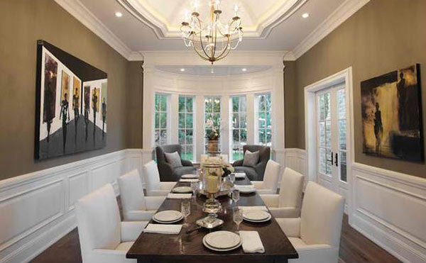 15 Ideas For Formal Dining Rooms