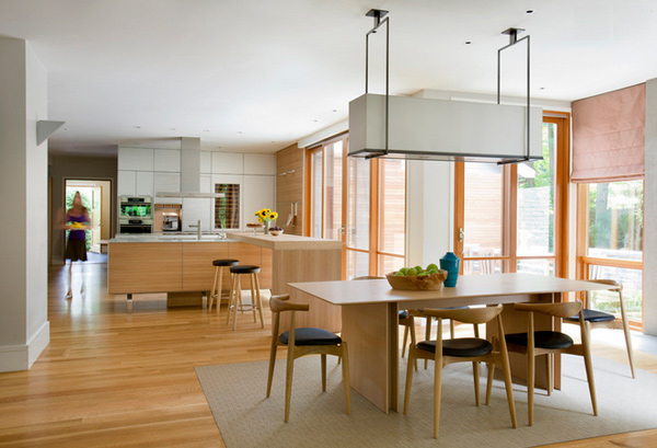 15 Examples of Function and Minimalism in Scandinavian ... on Kitchen  id=63217
