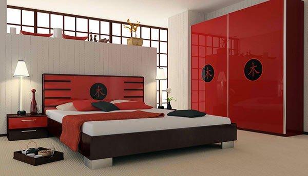 lovely japanese bedroom designs