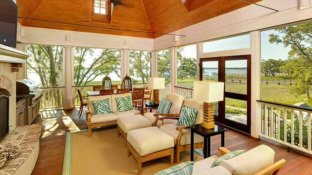 18 Sunrooms To Feel The Warmth Of Sunlight Home Design Lover