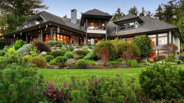 Backyard Landscaping On Hills | Joy Studio Design Gallery ... on Hill Backyard Ideas id=48412