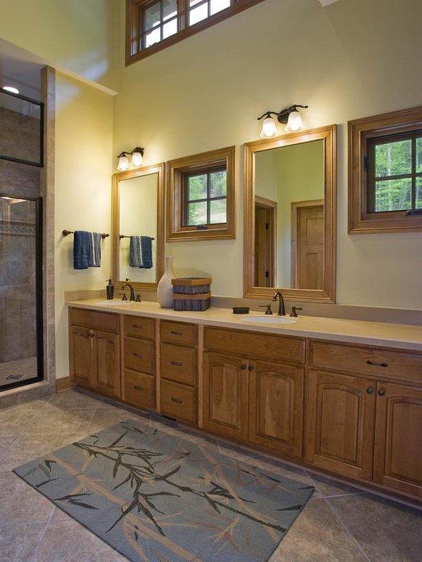 functional double bathroom vanities