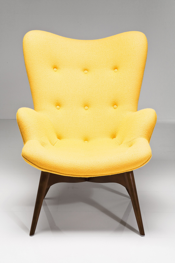 20 Fascinating Yellow Living Room Chairs Home Design Lover