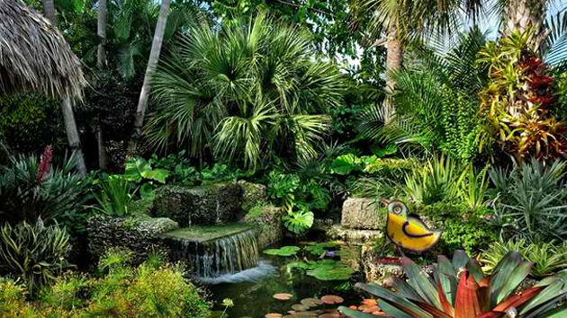10 Easy Steps to Make Your Dream Tropical Garden a Reality ... on Tropical Backyard  id=93180