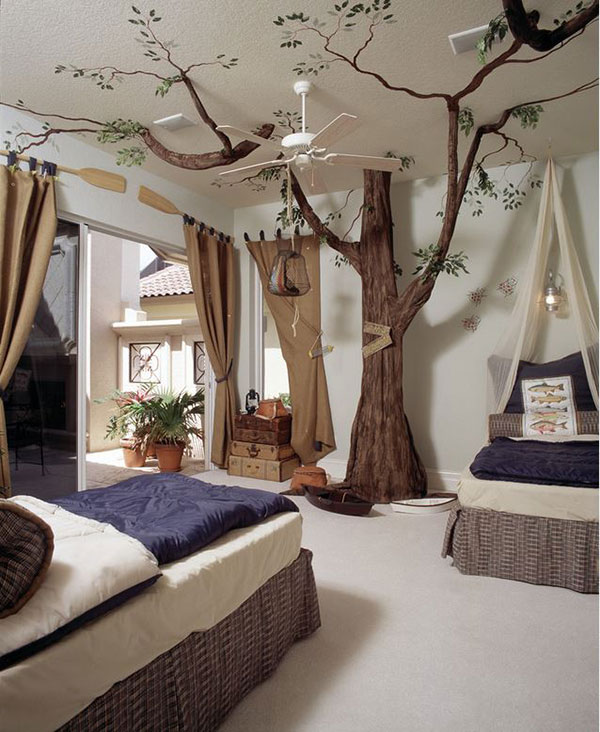 20 Amazing Bedroom Designs You'll Hunger For | Home Design ... on Amazing Bedroom Ideas  id=98770