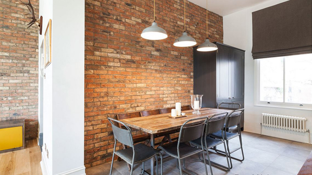 20 No Nonsense Industrial Dining Room Designs Home