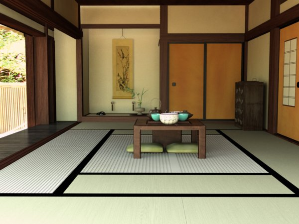 20 Japanese Home Decoration in the Living Room | Home ...
