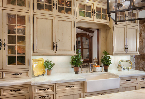 20 Amazing Antique Kitchen Cabinets Home Design Lover