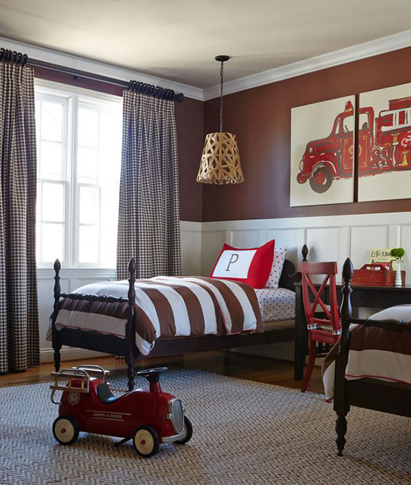 20 Boys Bedroom Ideas For Toddlers | Home Design Lover on Small Bedroom Ideas For Boys  id=27372
