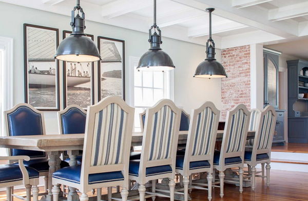 20 Nautical Home Decoration In The Dining Room Home