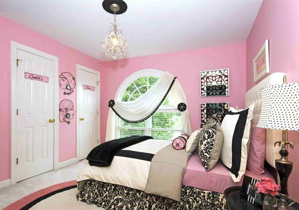 Katarzynabialasiewicz / getty images since pink is one of the most popular colors for decorating the bedroom. 20 Gorgeous Pink And Black Accented Bedrooms Home Design Lover