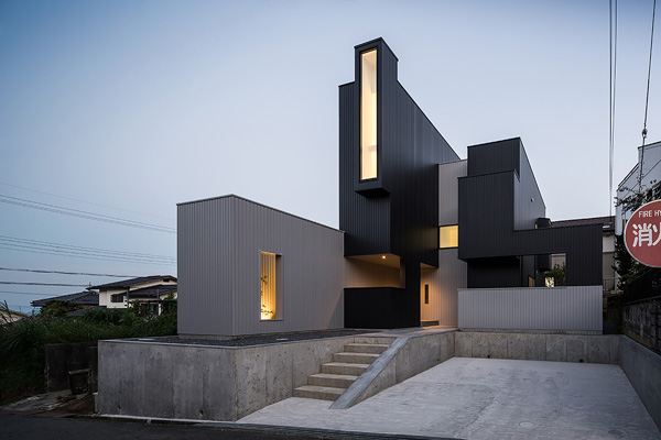 scape house japan shiga