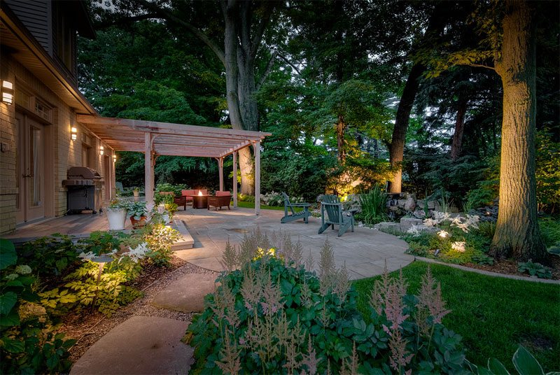 22 tree shade landscaping ideas for