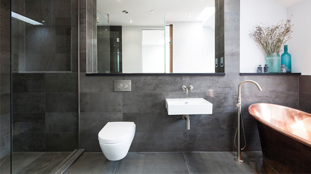 20 Gorgeous Tiled Modern Bathrooms In Condominiums Home