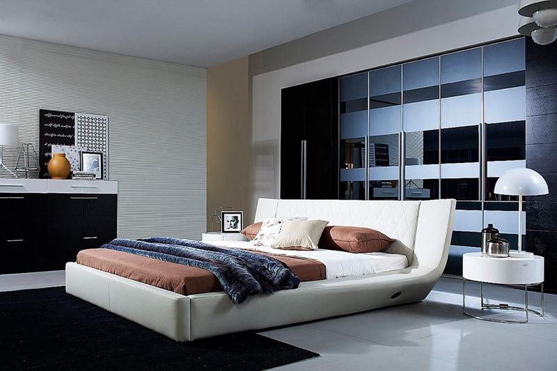 20 Crisp Modern Condo Bedroom Furniture For Uncluttered